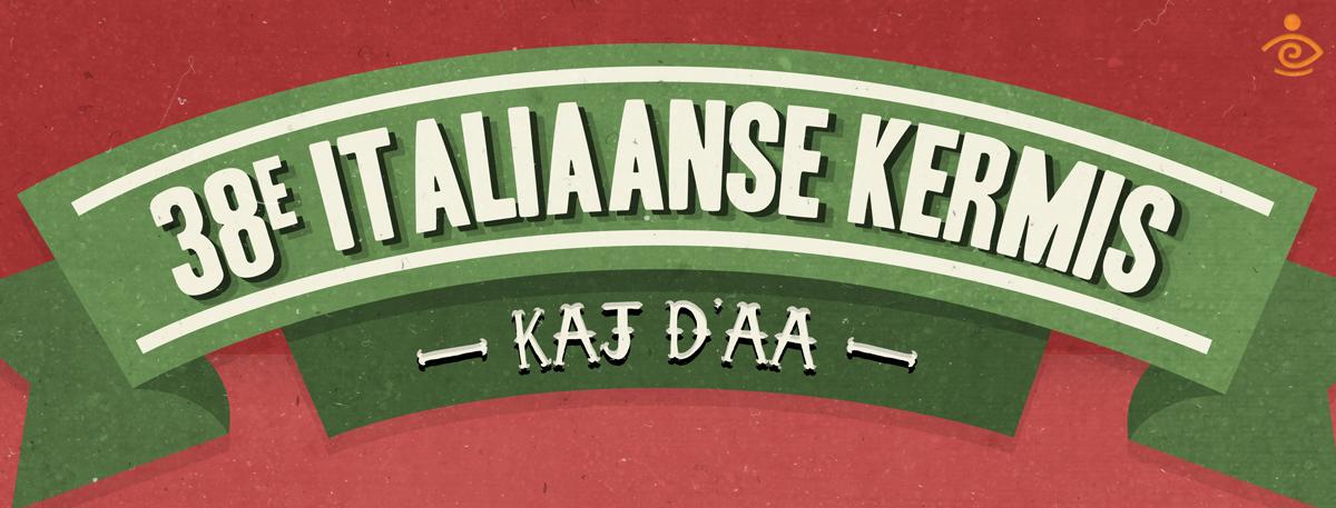 Banner Italiaanse Kermis