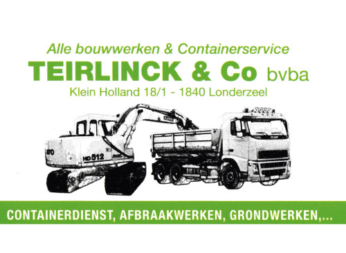 Containers-Teirlinck